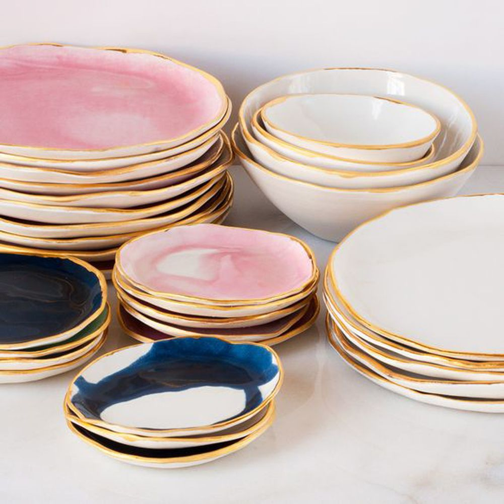 Miss Dining Out? Jazz Up Your Meals With House of Sasha's Range Of Classy Tableware