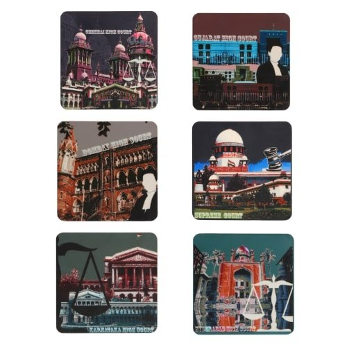 Courts Of India Coasters
