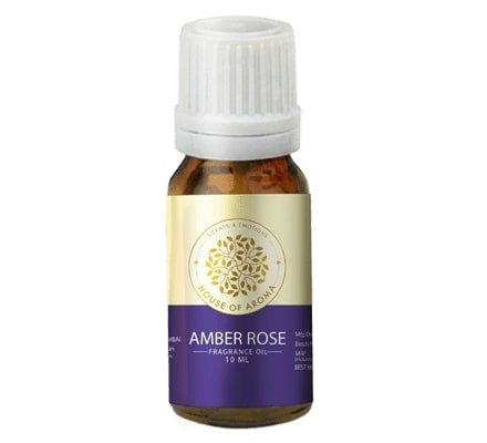 Amber Rose Fragrance Oil