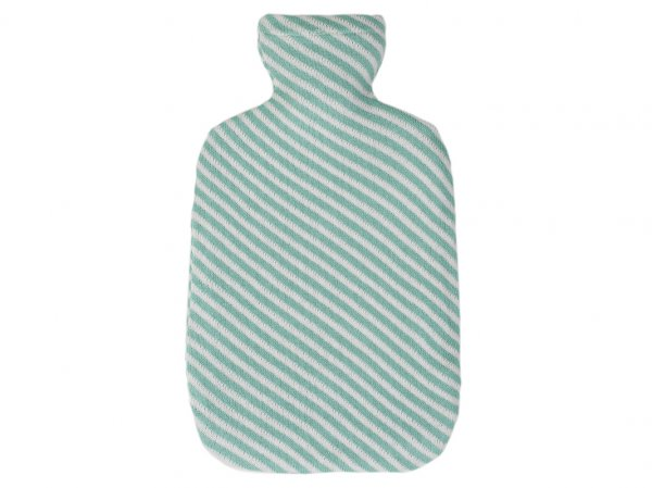 Diagonal Stripes Hot Water Bag Cover