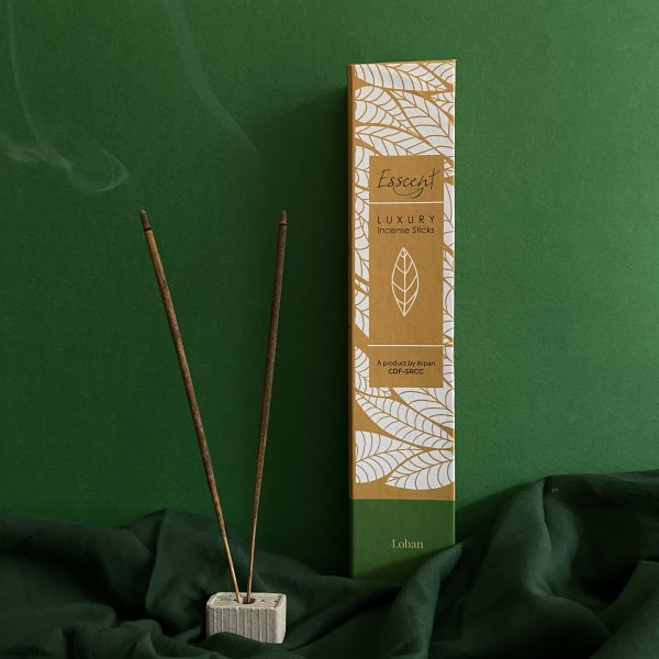 Loban Premium Flower-Based Incense Sticks