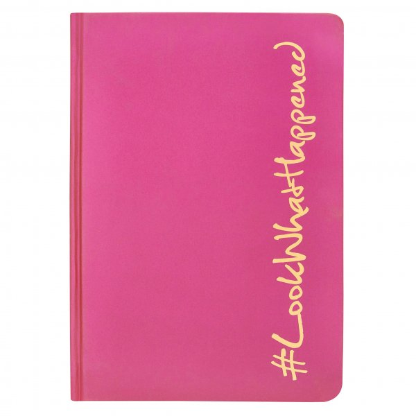 #LWH - Silky Pink Diary