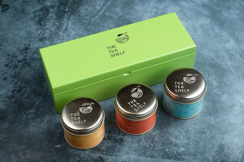 Fern Tea Gift Box- Pack Of 3 Teas