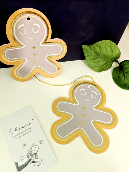 Ginger Bread Man Tree Ornaments