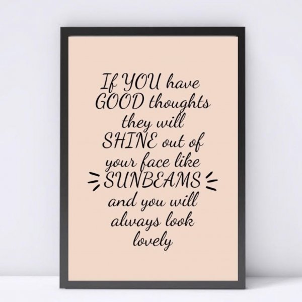 Sunbeams Wall Decor