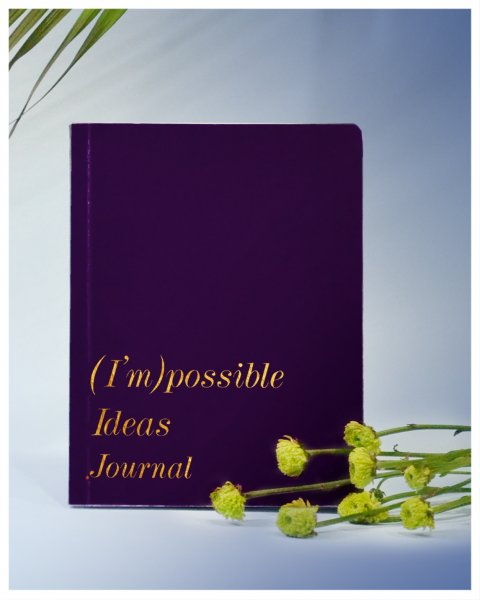 I'm Possible Ideas Journal