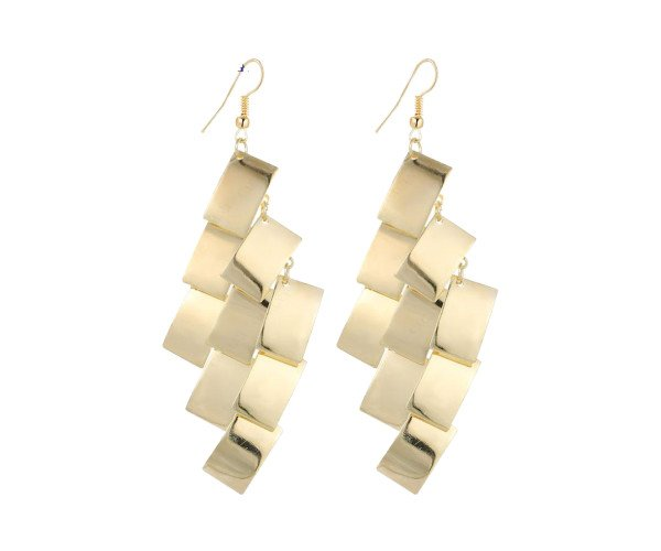 Maggie Gold Earrings