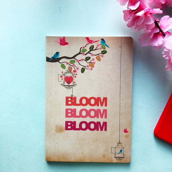 Bloom Bloom Bloom Notebook