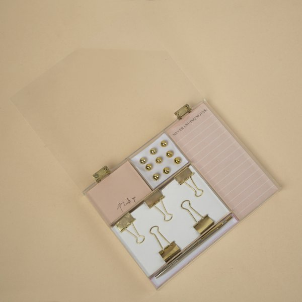 Nude Stationery Kit