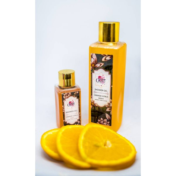 Orange Citrus Shower Gel