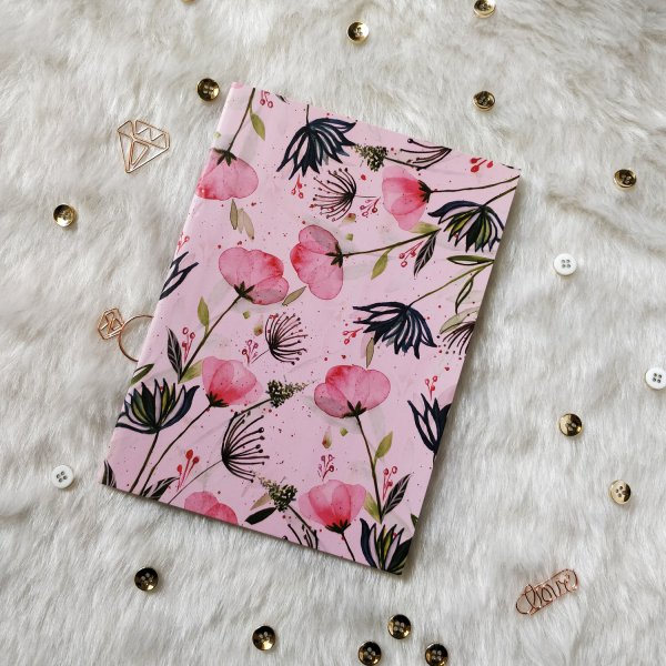 Floral Field Notebook