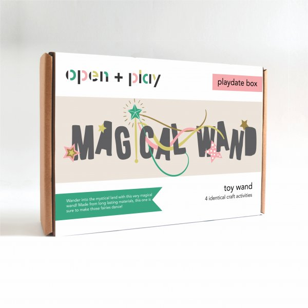 Magical Wands - Play Date Box