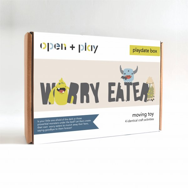 Worry Eater - Play Date Box