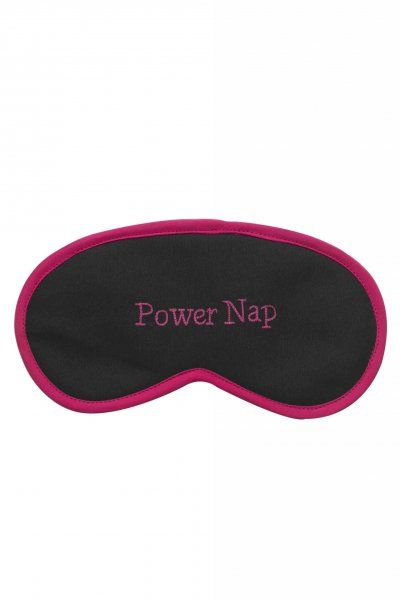 Power Nap (Pink) Eye Mask