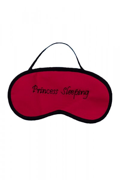 Princess Sleeping (Pink) Eye Mask