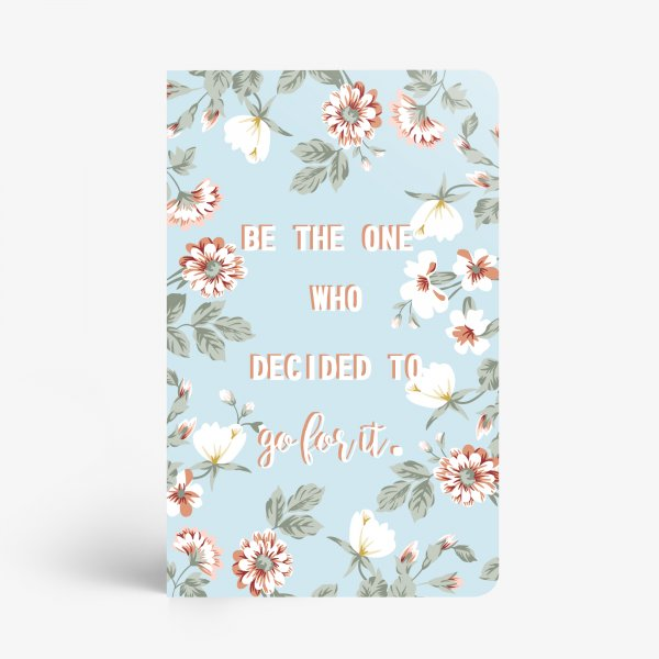 Quirky Ditsy Notebook