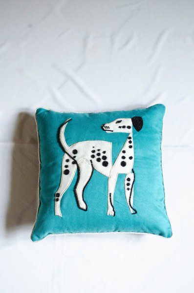 Quirky Dog Cushion Cover