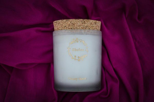 Rosemary Candle