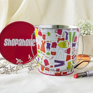 Shopaholic Bucket