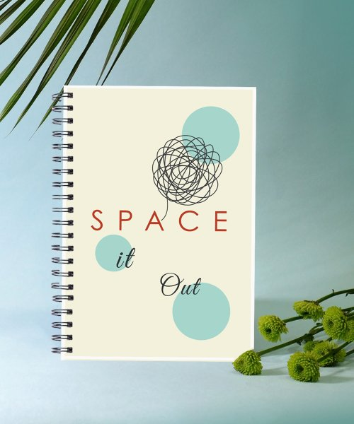 Space It Out Notebook