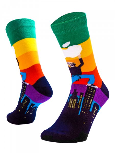 Steve Jobs Edition Socks