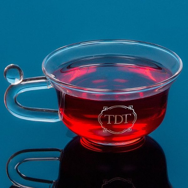 Dew Drop Tea Cup