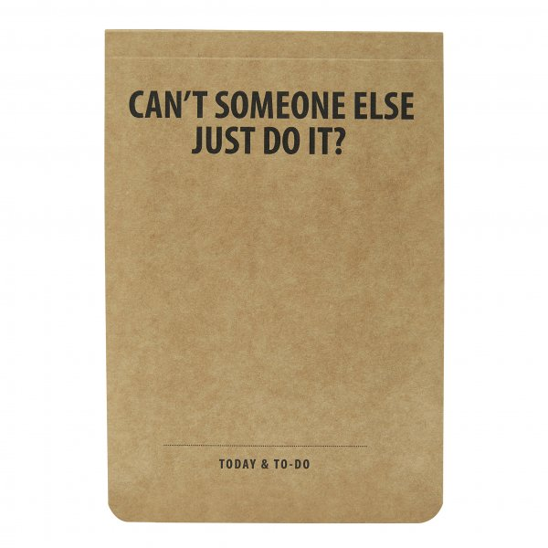 Just Do It Notepads