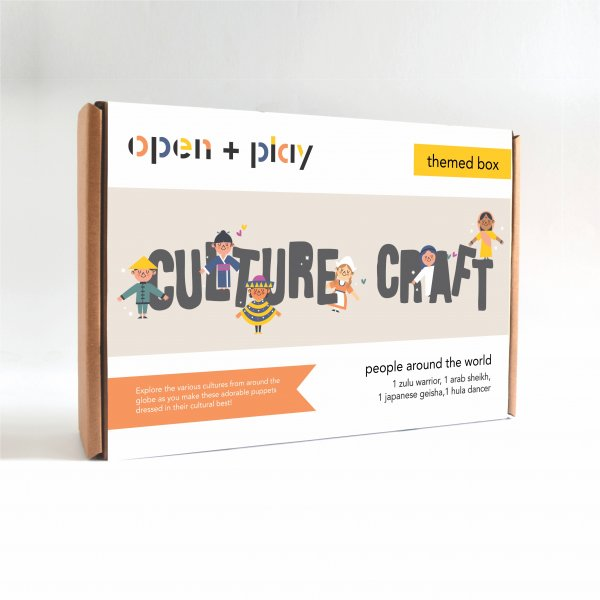 Culture Craft - Themed Activity Box