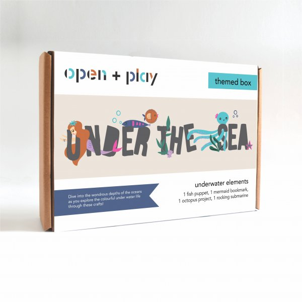 Under the Sea - Themed Activity Box