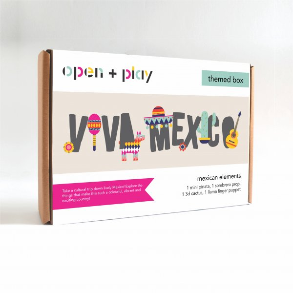 Viva Mexico - Themed Activity Box