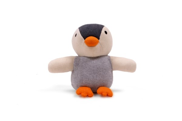 Bucky The Penguin Plushie