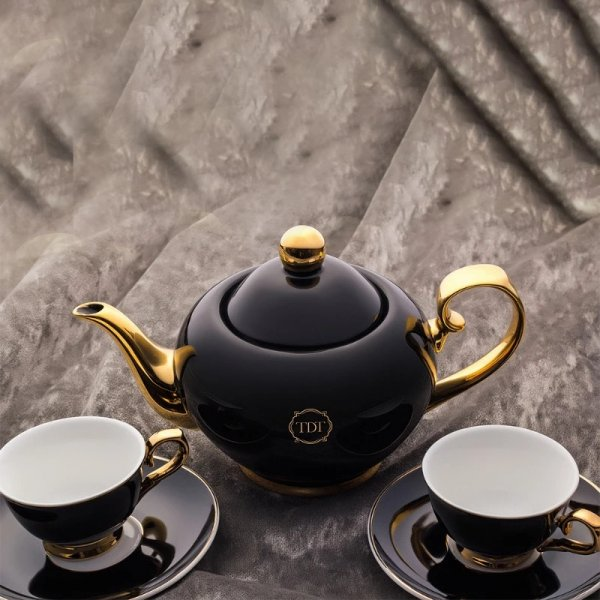 Black Magic Woman Tea Set