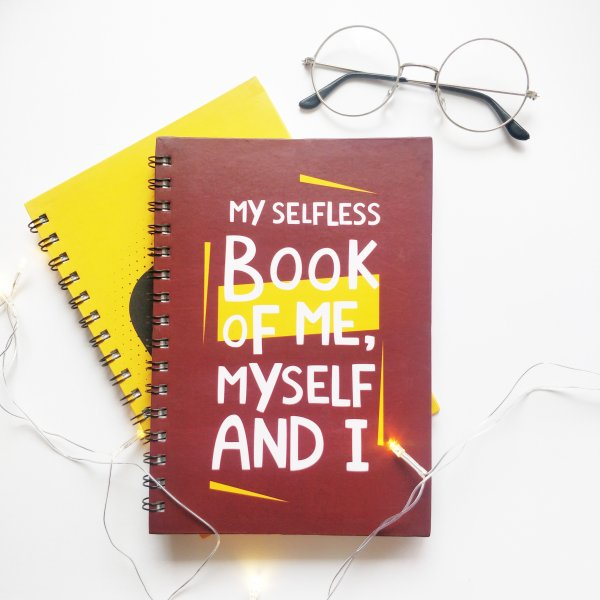 My Selfless Moments Notebook