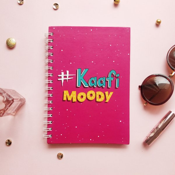 #Kaffi Moody Notebook