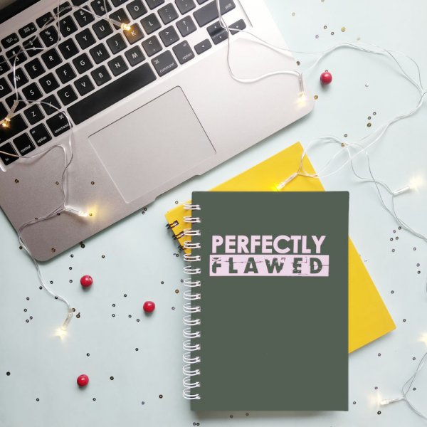 Perfectly Flawed Notebook